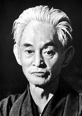 Yasunari Kawabata, writer.