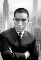 Yukio Mishima,writer.