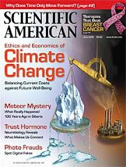 """Scientifc American"", recomended reading."