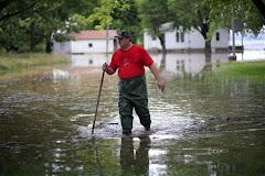 Midweast flooding dissaster.