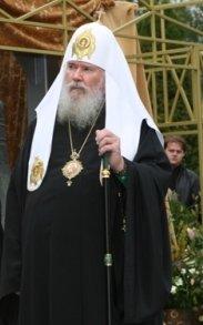 Patriarch ALEXIUS II.
