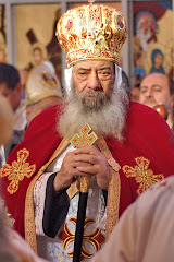 Pope Shenouda III (Coptic Orthodoux Church)