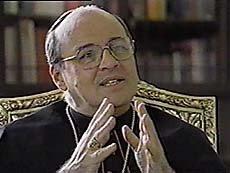 Mons. JAIME ORTEGA ALAMINO.