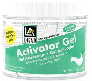 Long Aid Curl Activator Gel For Natural Hair