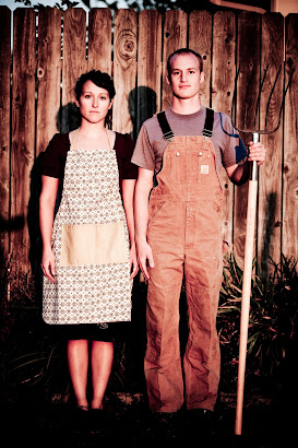 Mr. & Mrs. Farmer