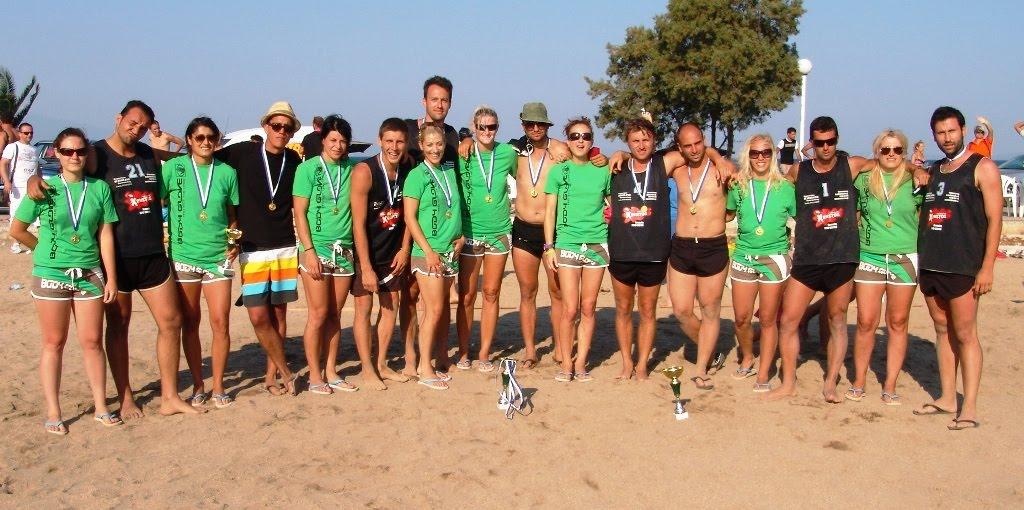 Summer '04 και Avant Garde κατέκτησαν το «Gazebo Seaside Cup»