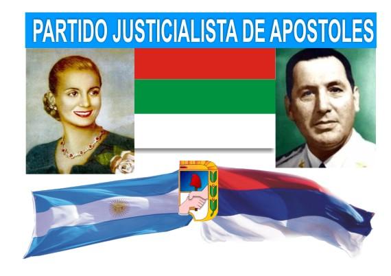 PARTIDO JUSTICIALISTA APOSTOLES