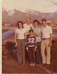 Arden & Sheila Rasmussen Family