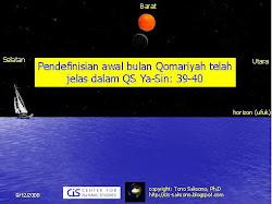 Ya-Sin: 39-40