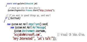 Código C#