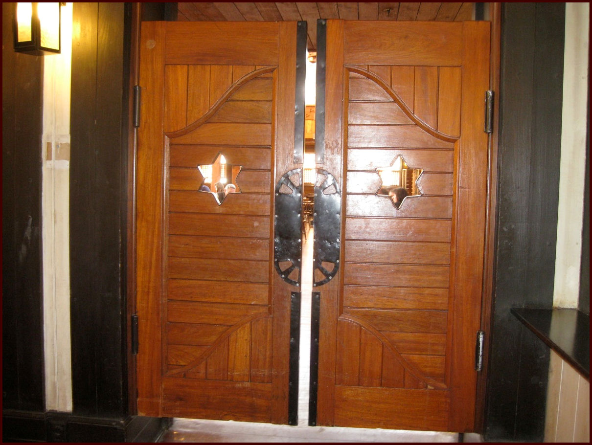 Маятниковые двери: характеристики и применение 53