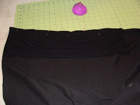 how to make a small shirt bigger