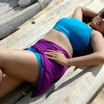 Bombshell Tamil Actress Sona Sexy Stills - part 2