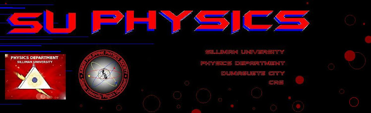 Silliman University (SU) Physics Blog