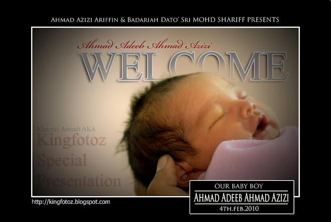 Ahmad Azizi Ariffin & Badariah Dato Seri Mohd Shariff