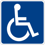 Το σήμα των αναπήρων