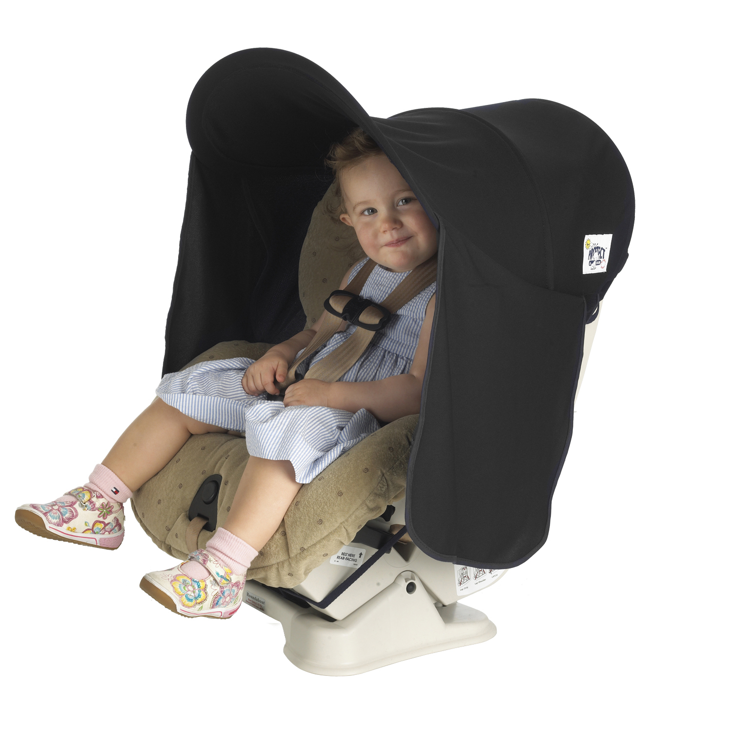 Protect-A-Bub's Car Seat