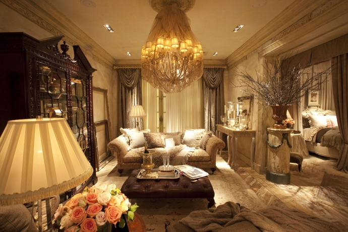 Interior sweet design ralph lauren for the ladies for New york times interior design