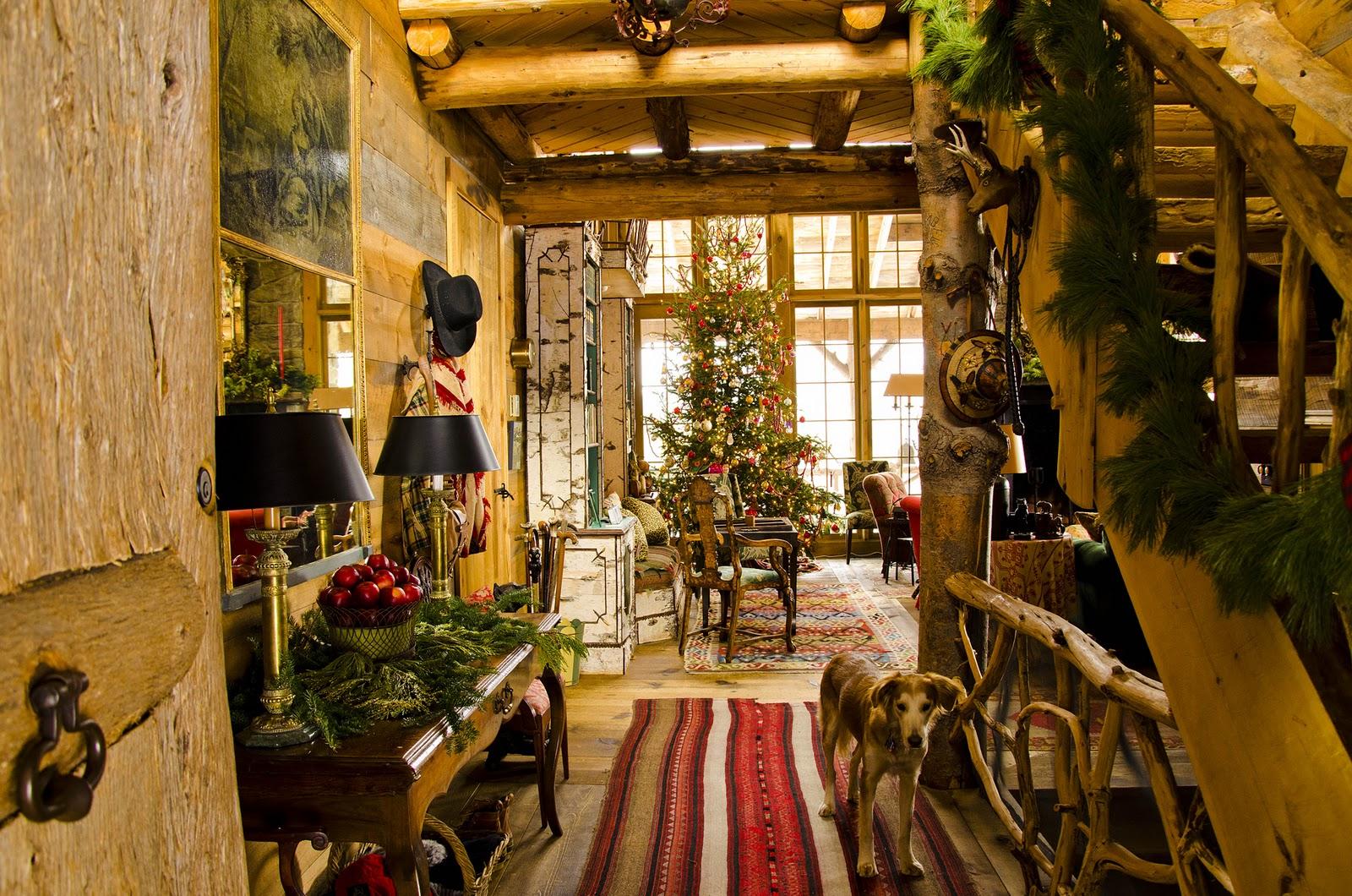 Блог рыжей лисицы: Чудесный дом в стиле шале..
