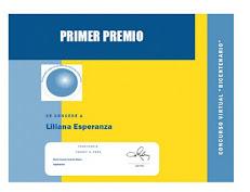 "Primer Premio Concurso Virtual ""Bicentenario"""