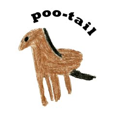 the adventures of poo-tail