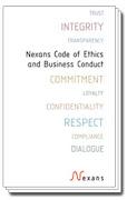 codigo de etica nexans