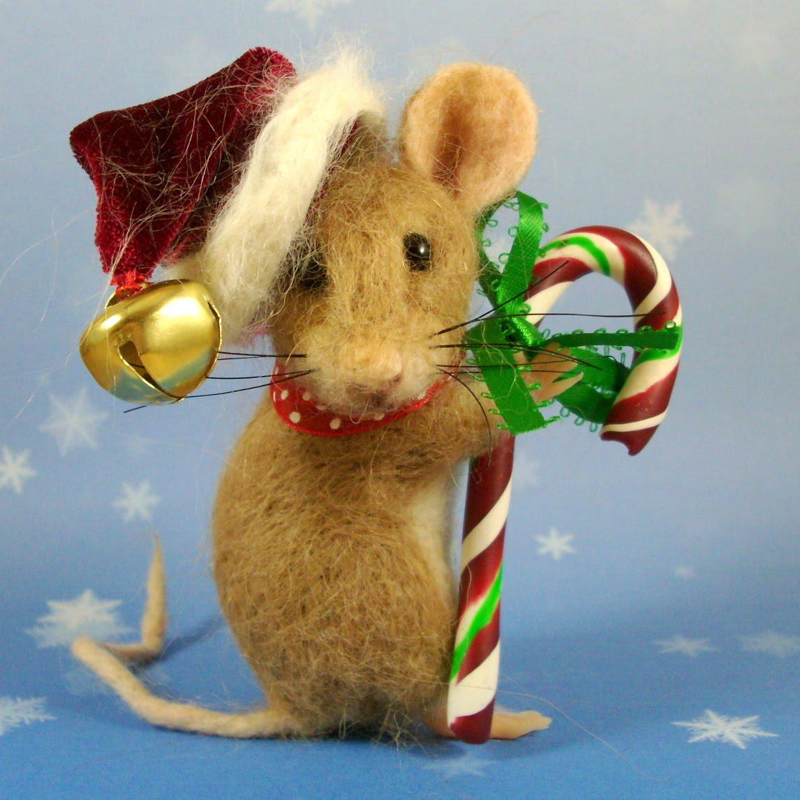 Kringle mouse