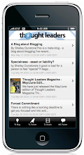 Thought Leaders iPhone App
