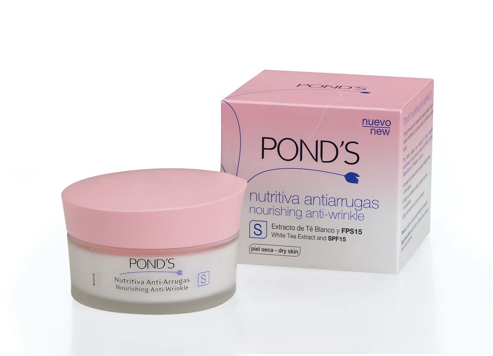 Frumpy to funky pond 39 s cult beauty revival for Ponds products