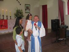 Família do Pastor Silvério.