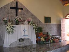 Festa da Colheita e Confirmação na Congregação CRISTO PARA TODOS de Rio Triúnfo