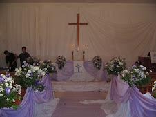 Igreja Sede da Paróquia Emanuel