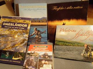 Flugfiske Fiskeböcker