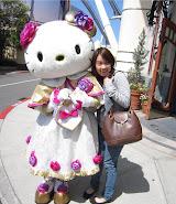 Hello Kittyは一番好きです!