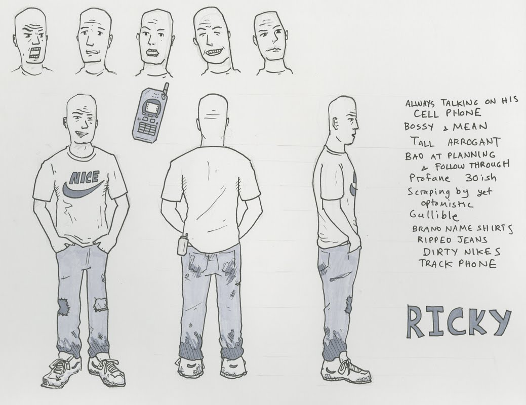Comic Book Character Design Sheet : Mind of mitchell comic book character designs