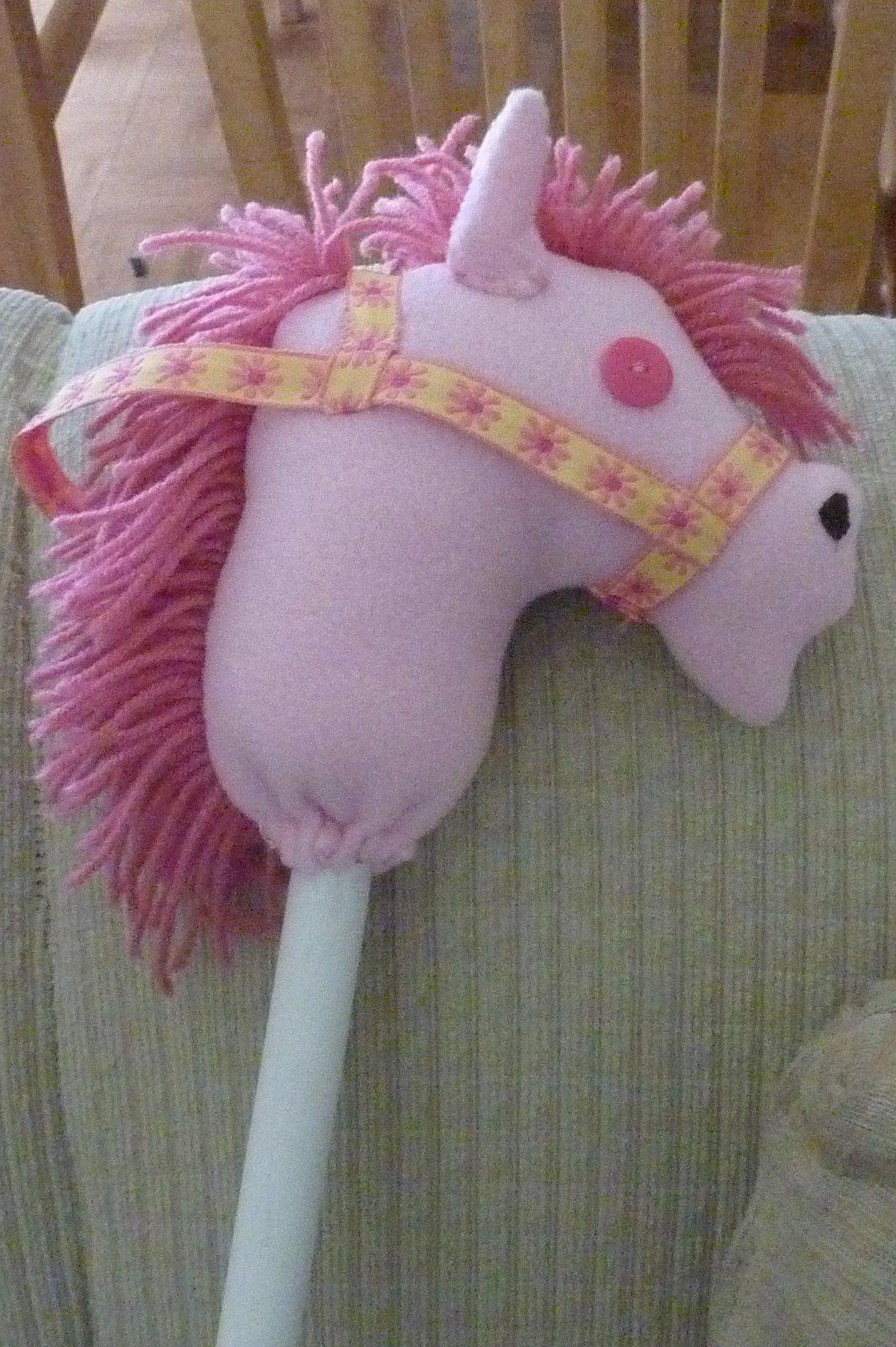 Random thoughts how to make a stick horse for Random diys