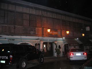 Cafe Leona, Vigan