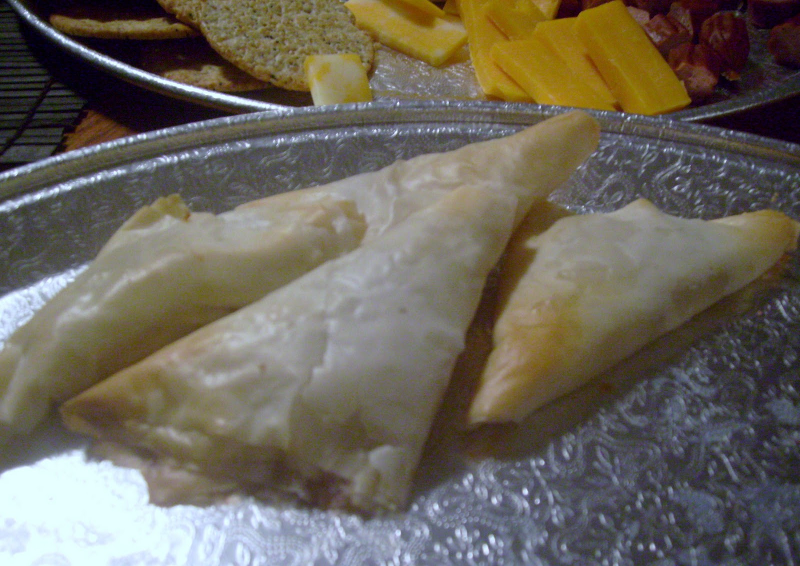 samosas recipes yummly in phyllo potato samosa phyllo triangles phyllo ...