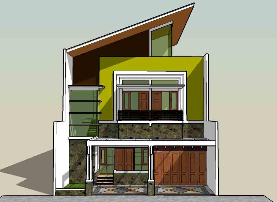dari beberapa arsitektur untuk bangunan rumah idaman pada tahun 2011