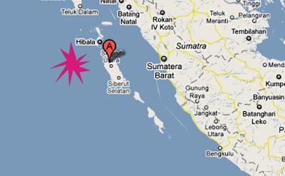 gempa bumi sumbar, gempa sumatera barat, skala 7,2