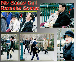 My Sassy Girl Hollywood Remake