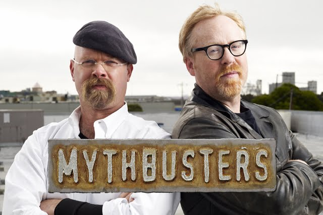 Mythbusters!