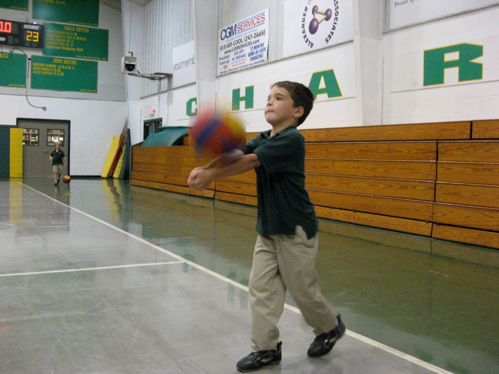 volleyball unit Rationale (importance of unit): volleyball is somewhat fast paced game constantly keeps students on their toes and incorporates teamwork volleyball's skills are very different then any of the general sports schemes it is a very active sport.