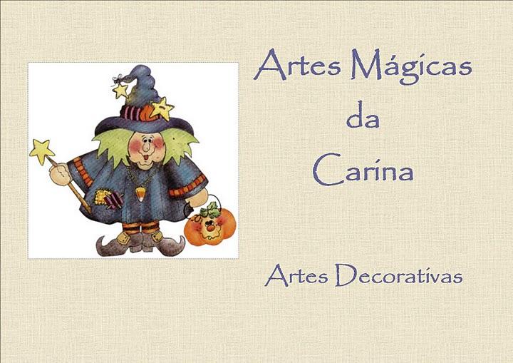 Artes Mágicas da carina