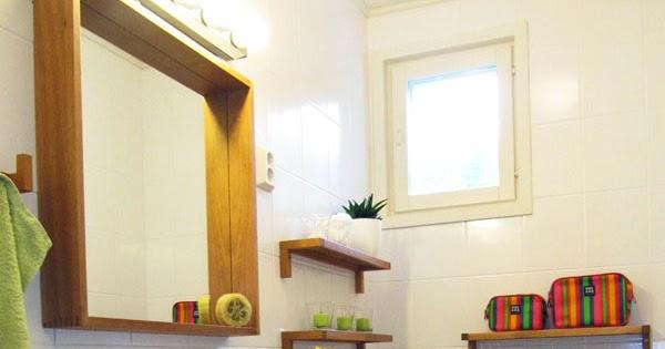 Bambula WC remontti minibudjetilla