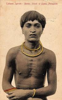 sejarah tattoo