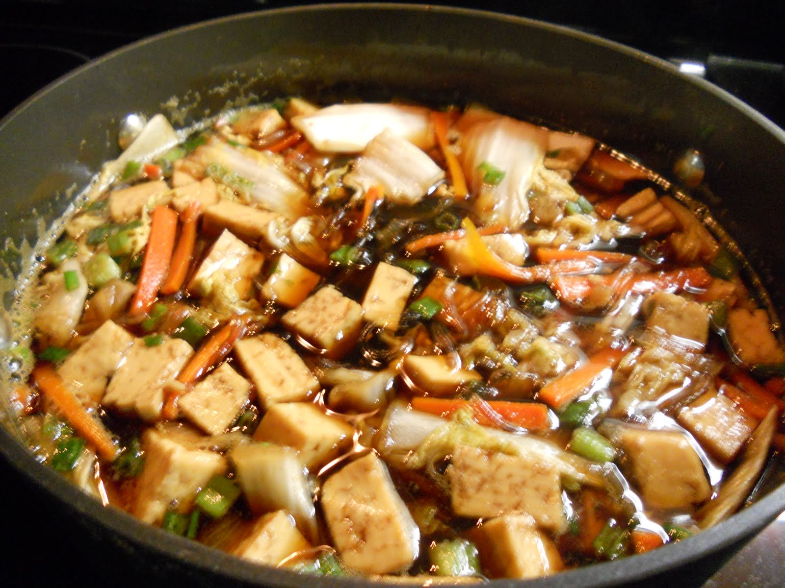 SWEET AS SUGAR COOKIES: Sukiyaki