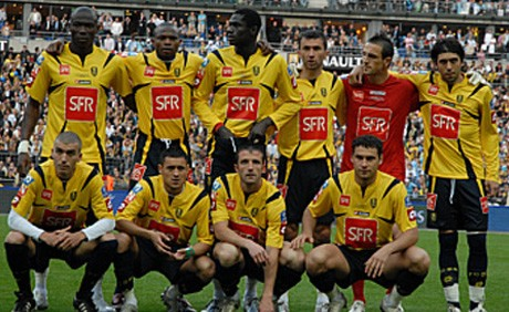 Football retro 31 octobre 2010 - Fc sochaux logo ...