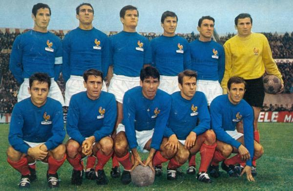 Equipe De France De Football Coupe Du Monde 1966 Poisk Po