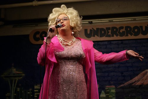 Bingo! Party down with Sylvia O'Stayformore at Rainbow Bingo! ? Seattle Gay ...